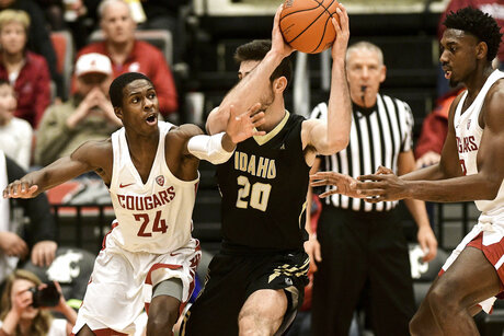 Idaho Washington St Basketball
