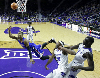 American Kansas St Basketball