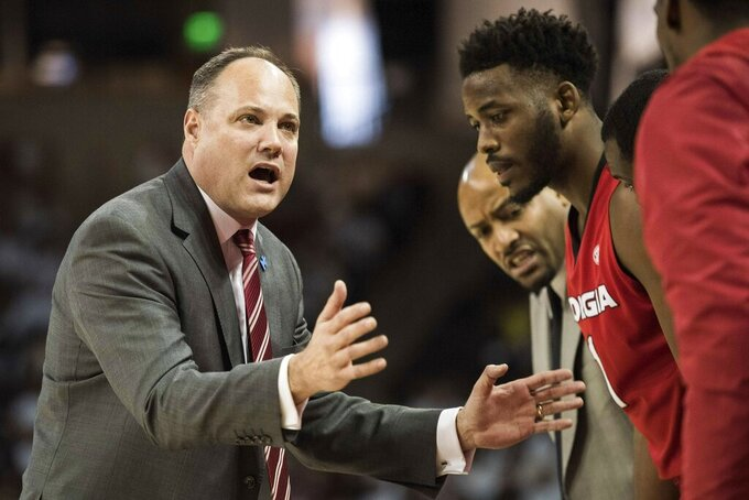 Former Georgia coach Mark Fox faces uphill climb at Cal