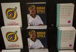 Copies of Dorah Sitole's cook book