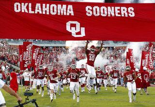 Kansas Oklahoma Football
