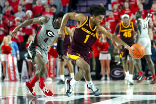 Arizona St Georgia Basketball