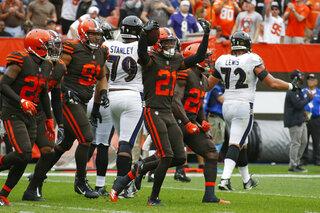 Browns Burglers Football