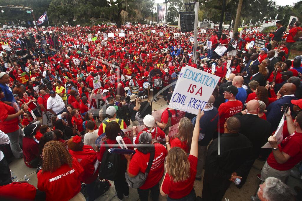 Education Rally Florida