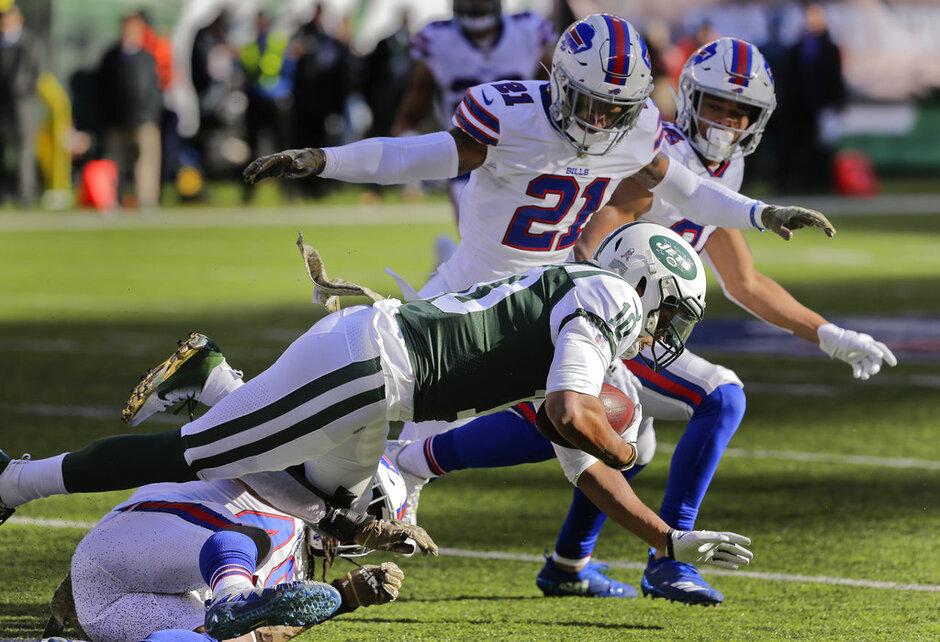 Bills Jets Football