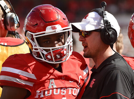 Tom Herman, Greg Ward Jr.
