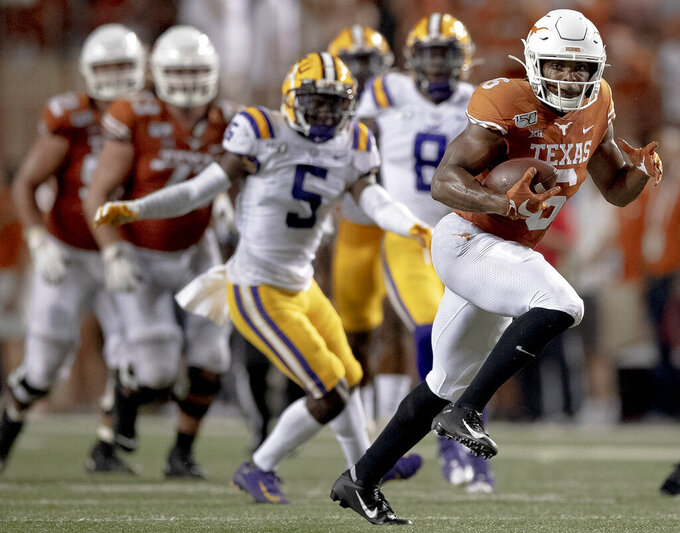 Texas needs rebound win against Rice after early loss