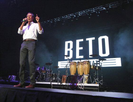 Beto O'Rourke