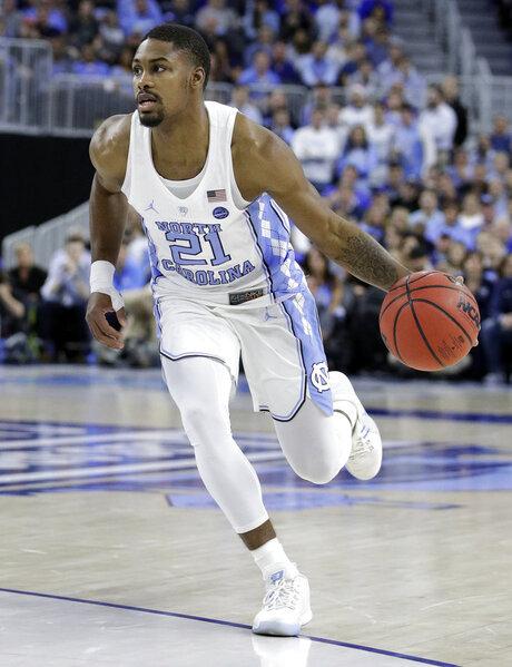 North Carolina Point Guard Basketball