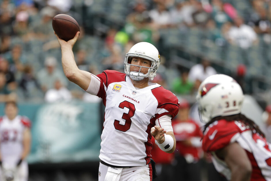 Cardinals Palmer Retires Football