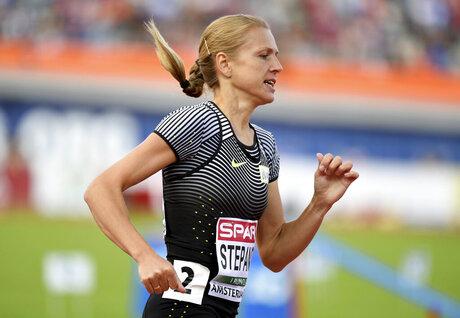 Netherlands IOC Stepanova