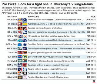 NFL PICKS WK 4