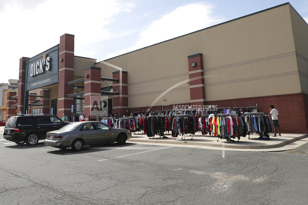 Dick's Sporting Goods has reopened store in Virginia