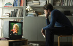 This image released by Sony Pictures shows Matthew Rhys in a scene from