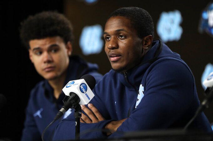 Heels' Williams ready to go, Little questionable with flu