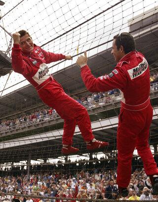 Indy 500 2003 Countdown Race 87 Auto Racing