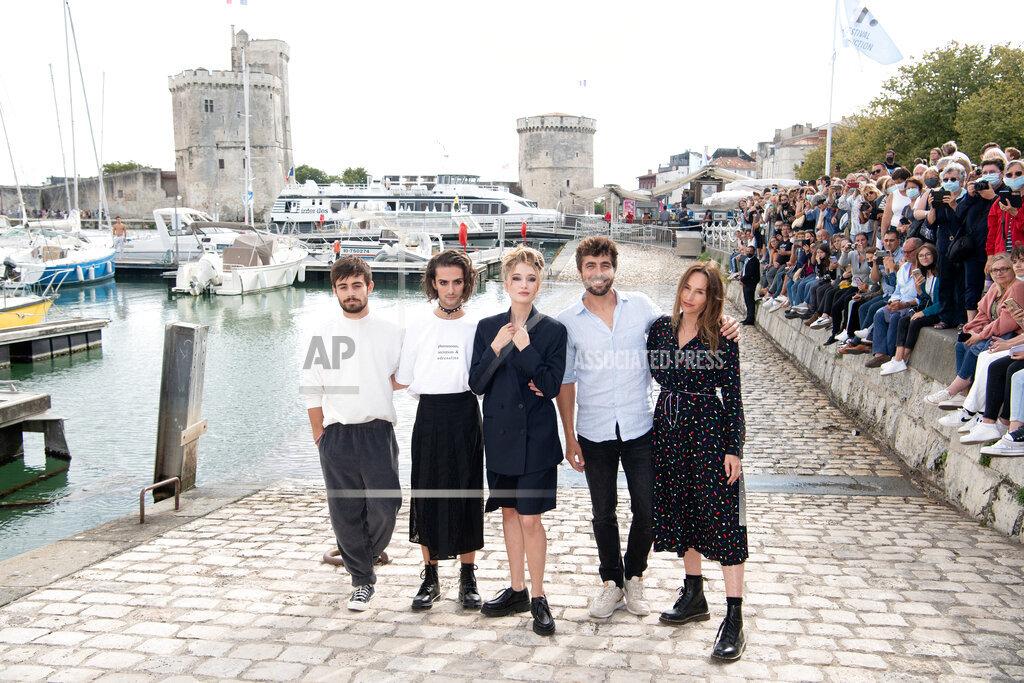 23rd TV Fiction Festival - Ici tout commence - La Rochelle - Day Five