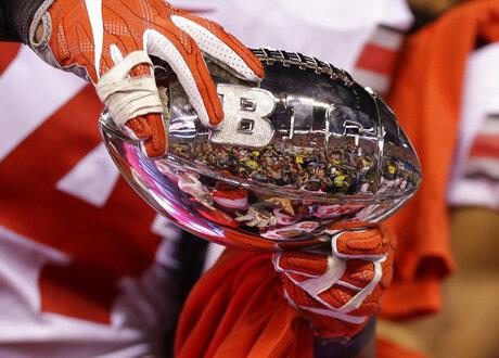 Big Ten Championship Football