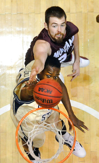 Montana St Montana Basketball