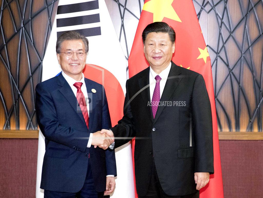 Vietnam China South Korea