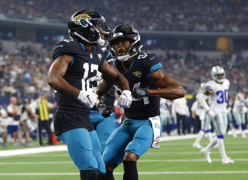 Jaguars Cowboys Football