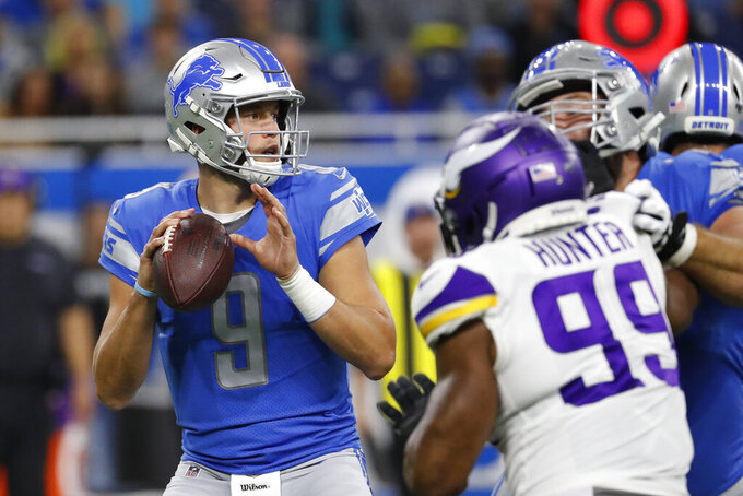 FANTASY PLAYS: Players to add include Stafford, Edmonds
