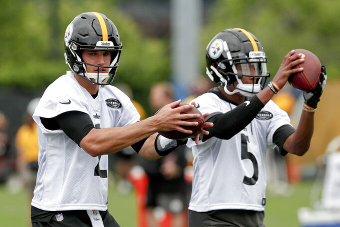 Backup Plan? Job behind Steelers QB Roethlisberger wide open