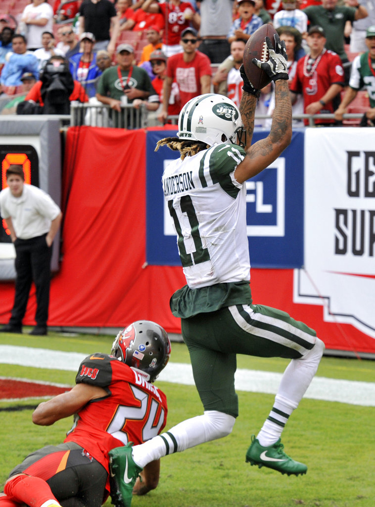 Brent Grimes, Robby Anderson