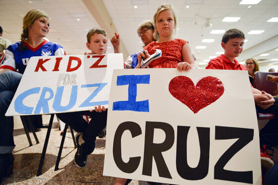 GOP 2016 Cruz