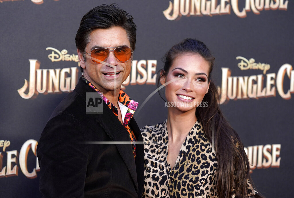 "World Premiere of ""Jungle Cruise"""