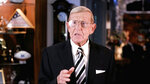 In this image from video, Lou Holtz speaks from Orlando, Fla., during the third night of the Republican National Convention on Wednesday, Aug. 26, 2020.. (Courtesy of the Committee on Arrangements for the 2020 Republican National Committee via AP)