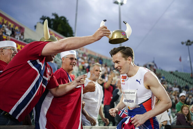 Coe sees track and field healthy ahead of Olympic program
