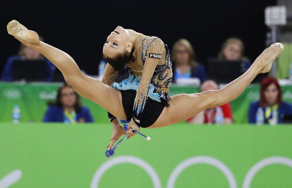 Rio Olympics Rhythmic Gymnastics