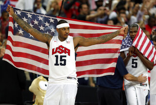 US Melo Team Basketball