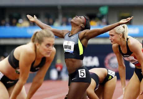 Montanos Medals Athletics Olympics