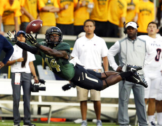 Sticking With Baylor Football
