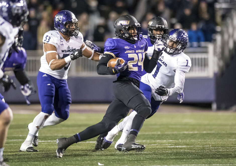 Weber St James Madison Football