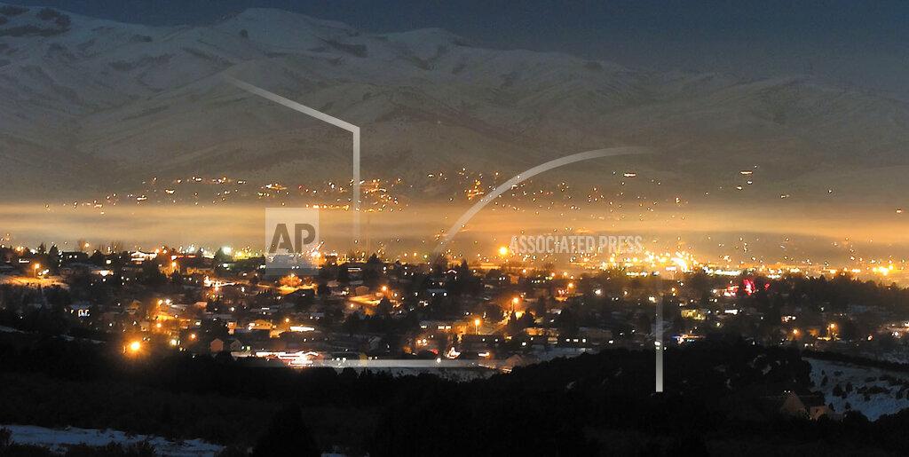 Associated Press Domestic News Idaho United States Feature CITY LIGHTS