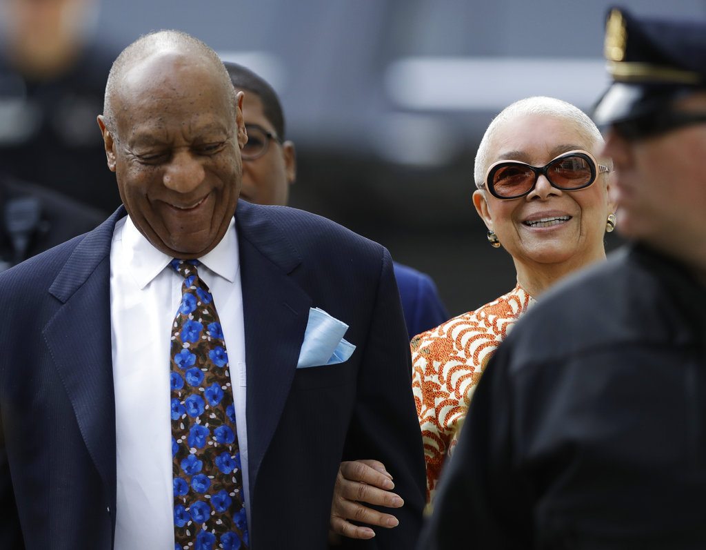 Cosby's wife in courtroom for defence closing