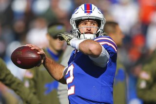 Bills-Peterman Released Football