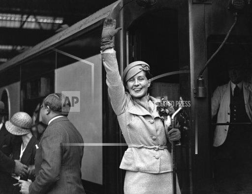 England Norma Shearer