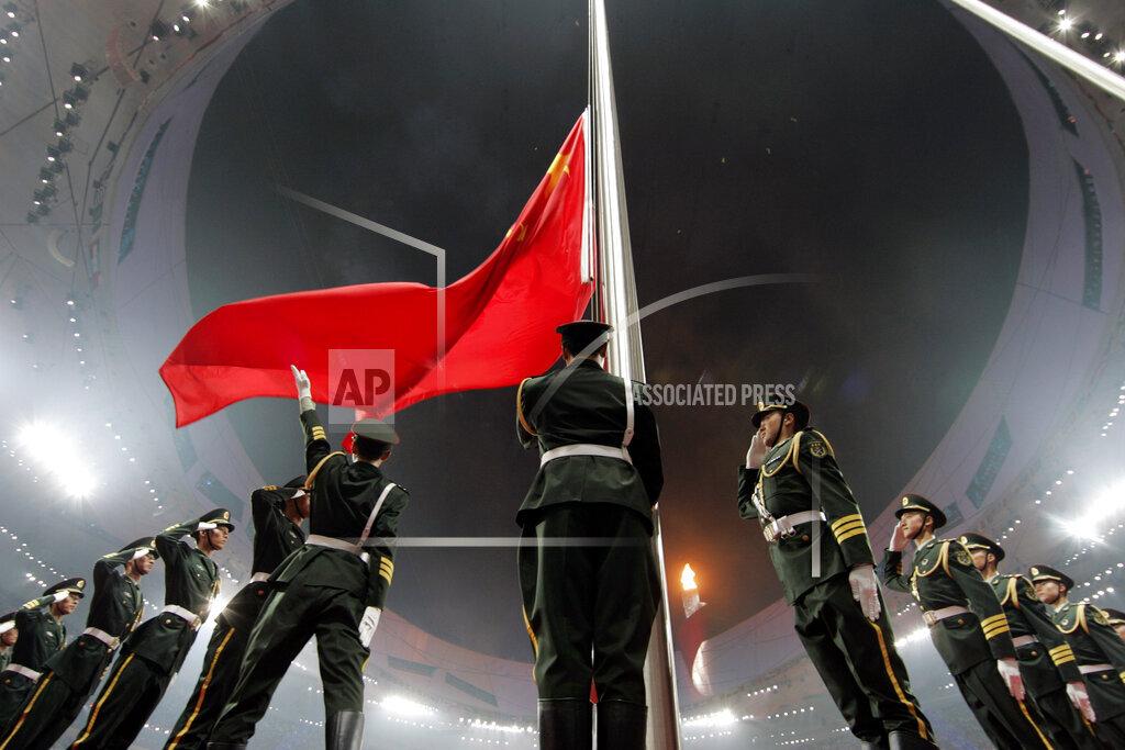 APTOPIX Beijing Paralympics