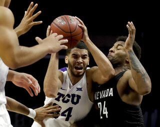 Nevada TCU Basketball