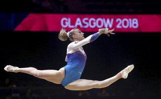 Britain Gymnastics European Championships