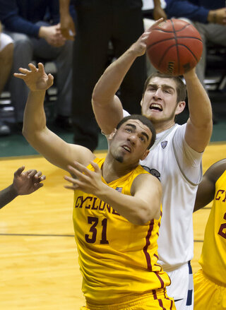 Georges Niang, Pat Forsythe