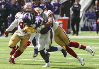 Dalvin Cook, Fred Warner