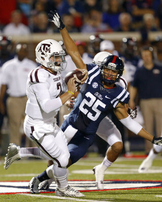 Johnny Manziel, Cody Prewitt