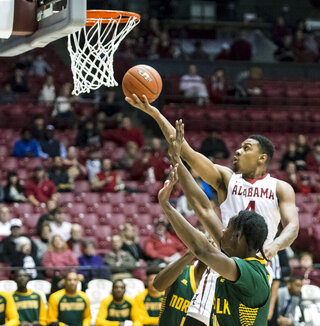 Norfolk St Alabama Basketball