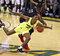 APTOPIX Nicholls St Baylor Basketball