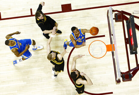 UCLA Arizona St Basketball